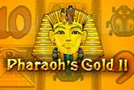 играть в игровой автомат Pharaoh's Gold II