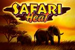 играть в игровой автомат Safari Heat