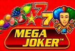 играть в игровой автомат Mega Joker