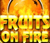 Игровой автомат Fruits On Fire