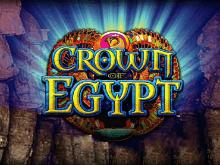 Популярный тематический слот Crown Of Egypt