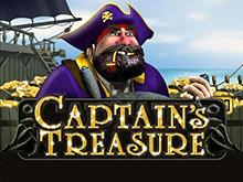 Игровой аппарат Сокровища Пирата от Playtech онлайн
